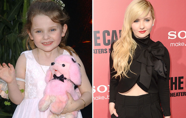"Abigail Breslin Debuts Mature Look at ""The Call"" Premiere"