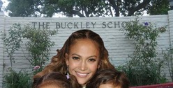 Jennifer Lopez -- Please Admit My Twins to Your School!