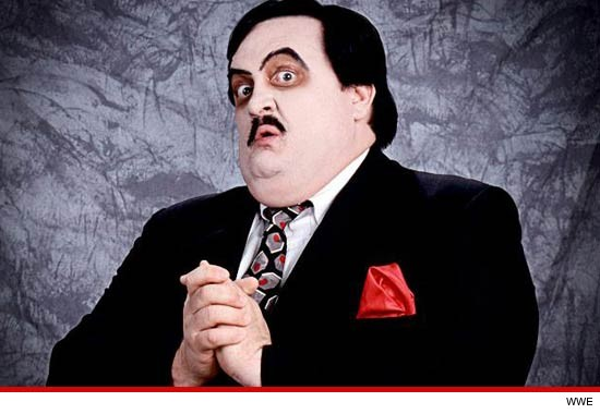 Paul Bearer -- the spooky WWE manager who helped introduce The