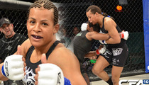 Transgender MMA Fighter Wants to Fight Chicks In UFC