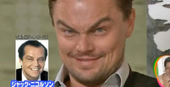 Leonardo DiCaprio -- I Do an AMAZING Jack Nicholson