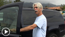Sam Elliott -- I WASN'T Invited to 'Lebowski Fest'