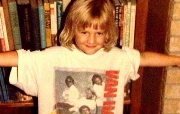 Throwback Thursday: Ashlee Simpson Shares Cute Pic!