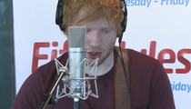 "Viral Video: Ed Sheeran Covers ""No Diggity"" & ""Thrift Shop"""