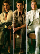 """The Hunger Games: Catching Fire"" Men -- Who's Hottest?"