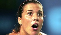 Jennifer Capriati -- Arrest Warrant Reportedly Sought