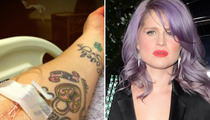 Kelly Osbourne Tweets Hospital Picture