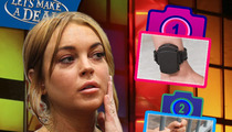 Lindsay Lohan -- Options: House Arrest or Risk JAIL!
