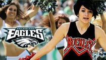 Philadelphia Eagles Cheerleaders -- WE WANT PARIS JACKSON!