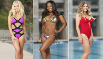 "Stars Slip Into Swimsuits for ""Splash"" Promo Pics"