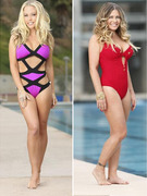 Stars Slip Into Swimsuits for &quot;Splash&quot; Promo Pics