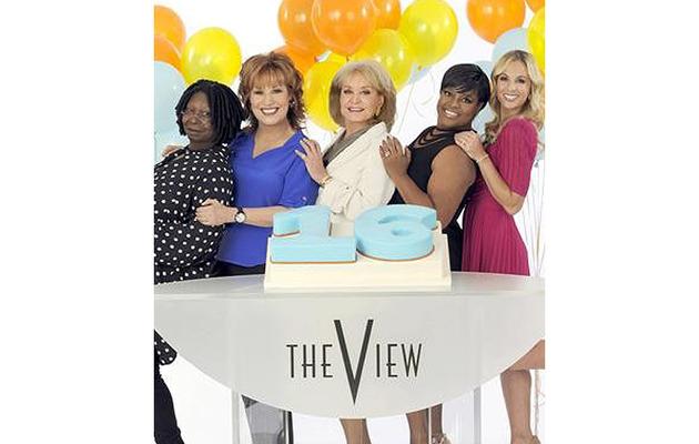 "Report: Joy Behar, Elisabeth Hasselback Leaving ""The View"""