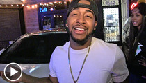 Omarion -- Restaurant Karaoke ... To My OWN SONG!