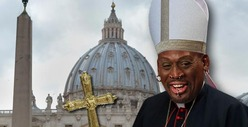 Dennis Rodman: I'm Goin' to Meet the New Pope