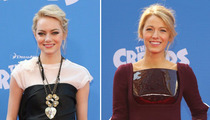 Emma Stone vs. Blake Lively: Who'd You Rather?