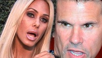 Shauna Sand to Lorenzo Lamas -- I Put a Price on Your Life ... Now Pay Up