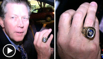 Orel Hershiser -- I Still Rock My 1988 World Series Ring ... to Dinner