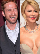 "Gerard Butler on Brandi Glanville Sex: ""Yeah, That Happened."""
