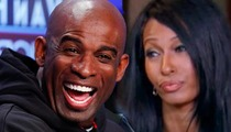 Deion Sanders -- WINS Child Custody War with Estranged Wife Pilar Sanders