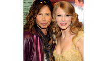 """Steven Tyler: Taylor Swift is """"Hot,"""" """"Blonde,"""" and """"Has All the Hits."""" Bleurgh."""