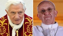 Old Pope vs. New Pope -- Who'd You Rather?