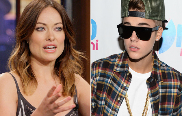 Olivia Wilde Disses Justin Bieber, Suffers the Wrath of Beliebers