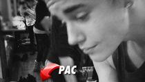 Justin Bieber's Hamster -- DEAD