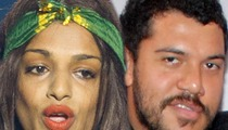 Rapper M.I.A. -- Can't Go AWOL With Son After Ex Gets Restraining Order