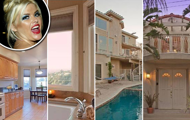 """House Where """"The Anna Nicole Show"""" Was Filmed Sold!"""