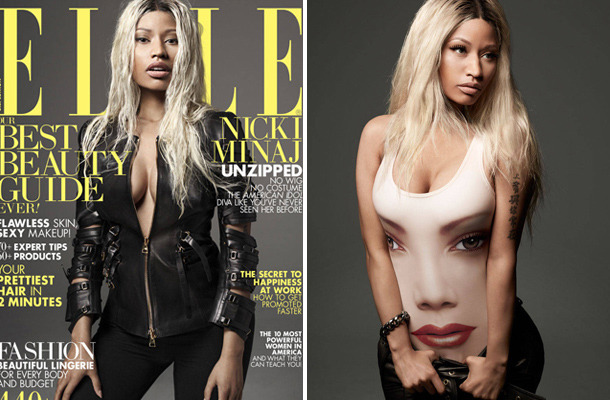 Nicki Minaj Goes Fresh-Faced, Talks World Domination!