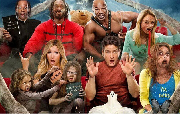"New ""Scary Movie 5"" Trailer -- Lindsay Lohan and Honey Boo Boo?"