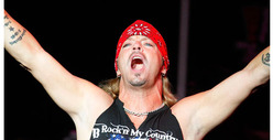Bret Michaels -- Clean Shaven ...