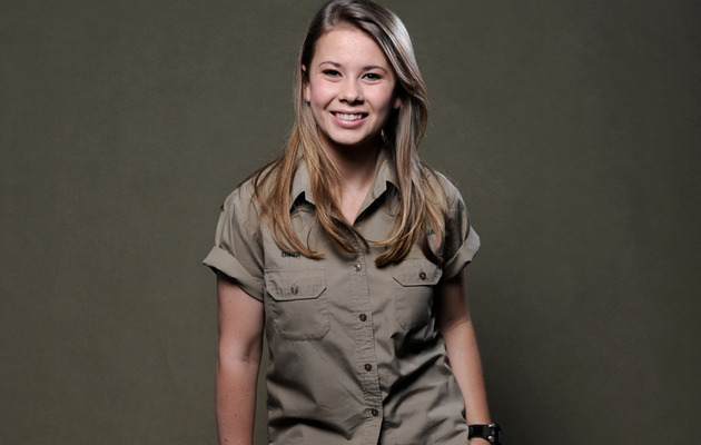 Video: Bindi Irwin Remembers Her Dad -- He Is A Superhero to Me