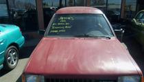 'Breaking Bad' -- Jesse Pinkman's 1984 Toyota Tercel FOR SALE
