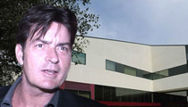 Charlie Sheen -- Private School Digs In for Poop War