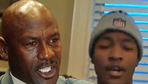Michael Jordan -- Alleged Baby Mama Wants a DNA Test, NOW!