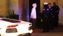 Tyga -- Cops IMPOUNDED My Lamborghini