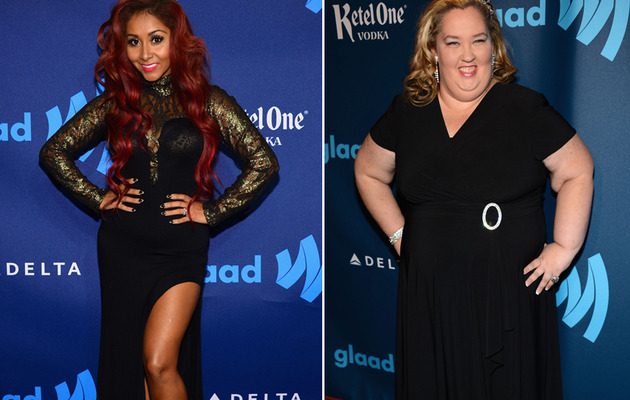Snooki & Mama June Flaunt Weight Loss on Same Red Carpet