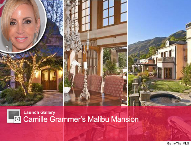 Camille Grammer Slashes Price On Malibu Mansion Toofab Com