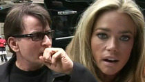 Charlie Sheen -- Private School A-Holes Are HARASSING My Ex-Wife