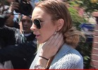 Lindsay Lohan -- Jail Scares The Crap Out of Me ... So I Picked Rehab