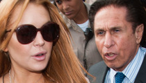 Lindsay Lohan's Lawyer Mark Heller -- Target In Witness Tampering Investigation