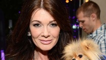 Lisa Vanderpump's Dog -- Giggy Guns for Mirror Ball ... Will Dance w/ Lisa!