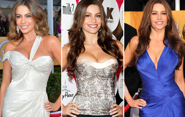 Sofia Vergara Reveals Bra Size, Admits to Freezing Her Eggs