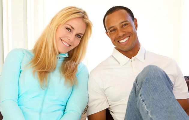 Lindsey Vonn Confirms She's Dating Tiger Woods