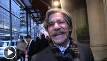 Geraldo Rivera -- I Wanna Run For Senate ... 'Cause New Jersey Needs Me