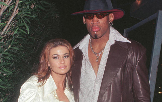 Dennis Rodman: I Forgot I Was Married To Carmen Electra!