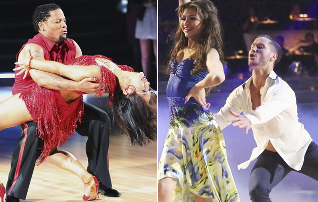 """""""Dancing with the Stars"""" Premiere -- Who Had Lowest Score?"""