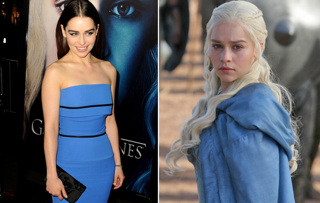 """Game of Thrones"" Stars Transform for Red Carpet Premiere"