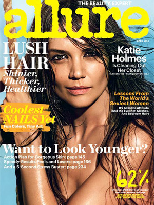 "Katie Holmes on Having More Kids: ""I'm Open To It"""